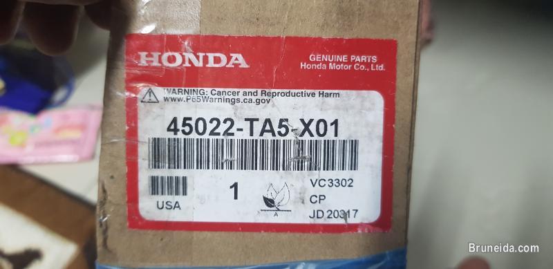 Picture of Front brake pad OEM Honda Accord