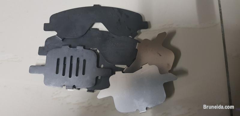 Front brake pad OEM Honda Accord
