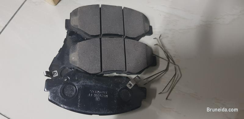 Front brake pad OEM Honda Accord in Belait