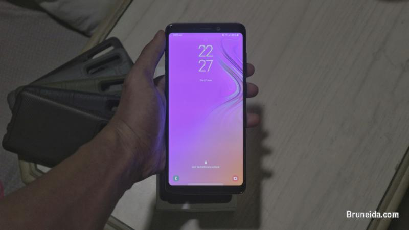 Picture of Samsung Galaxy A9 2018 Fullset