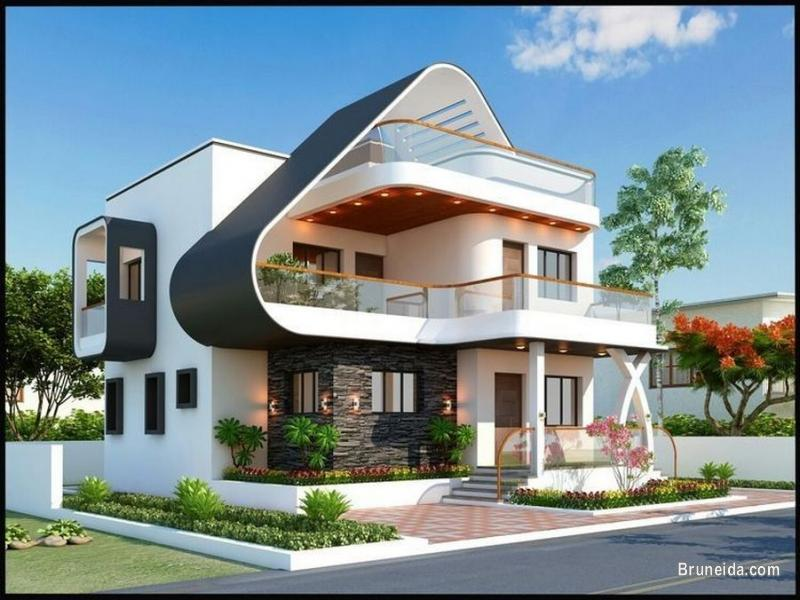 Pictures of Double storey semi detached House for rent.