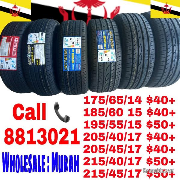 Pictures of Tyres Jerudong: Wholesale Low Price (Cars, Van, Pickup, Bas)