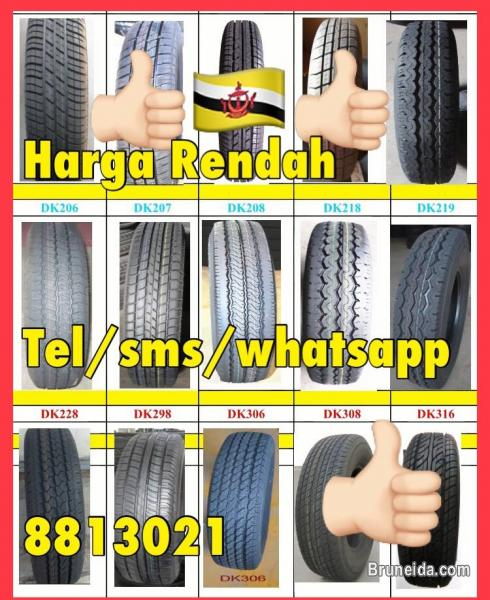 Picture of BUDGET Tyres : New Tyre shop at Jerudong ( SRIBOB Enterprise)