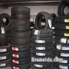 Picture of Wholesale TYRES/Tayar for PICKUP, BAS, CARS & LORRY. Price list