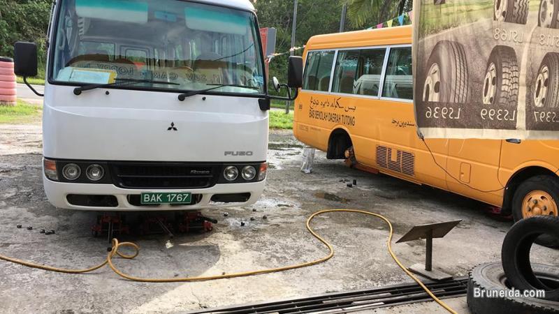 Picture of Tyres :Lori, Pickup, Van, Bus, Car (SRIBOB, Jerudong, Simpang 48)