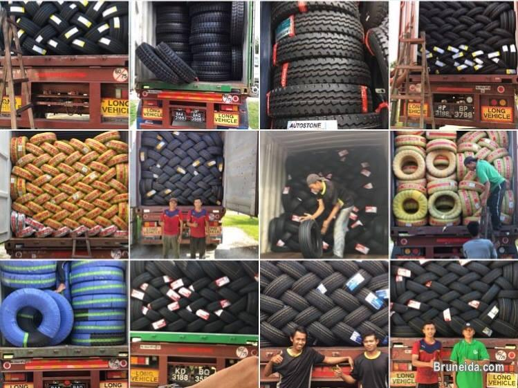Picture of Tyre: Van, Pickup, Bus and Lorry (Low Price SRIBOB, Jerudong, 48)
