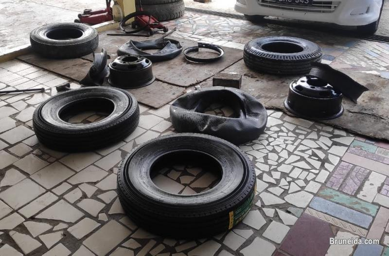 Picture of TYRES: Pickup, Van, Bus, Lorry: Low Price ( Jerudong, Simpang 48)