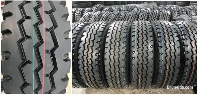 Picture of Lorry Tyres: $250 only (1000R20) Stock 2020. Tel: 8813021 (Yong)