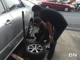 Picture of Looking for workers /Kerja untuk 2 orang: SRIBOB Tyres (Jerudong)