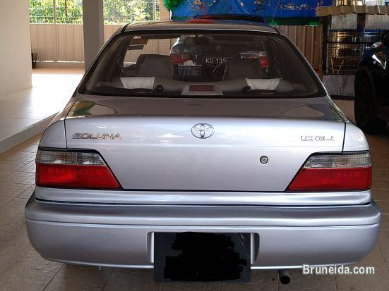 Toyota Soluna for Sales: 1998 (Manual) Excellent Cond.
