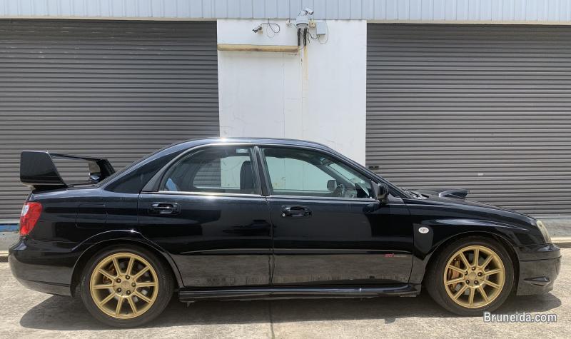 Picture of 2005 Subaru Wrx Sti version 8. 5