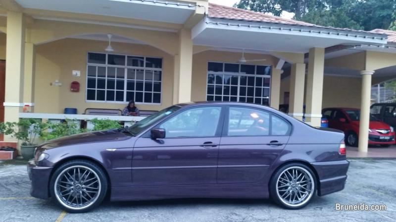 Pictures of BMW 320 E46