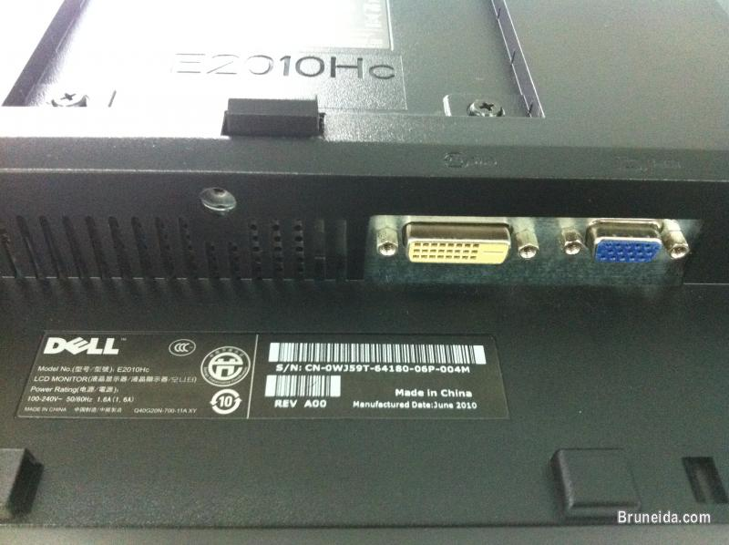 Picture of Dell E2010Hc 20inch Widescreen Flat Panel Monitor