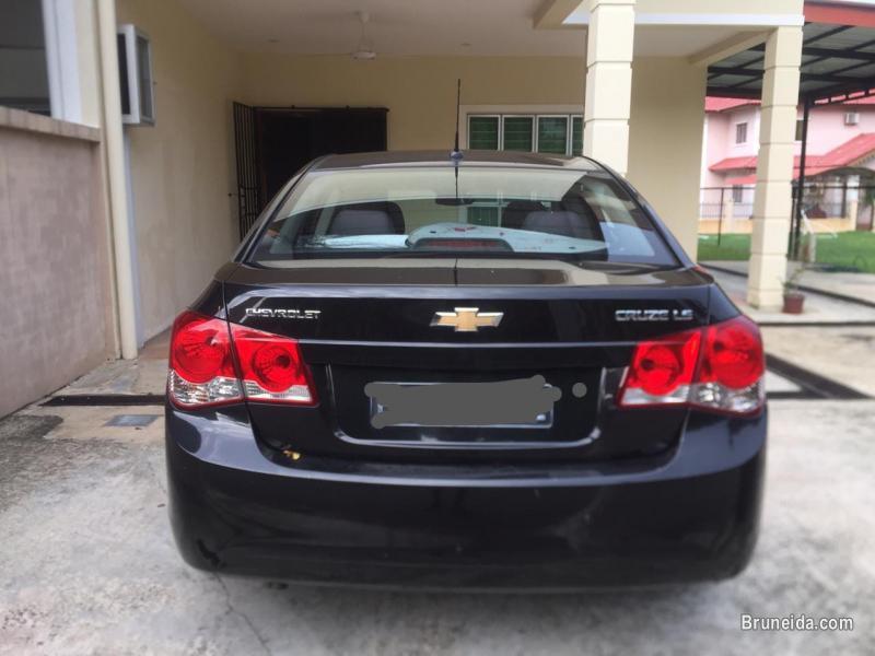 Chevrolet Cruze auto 2012