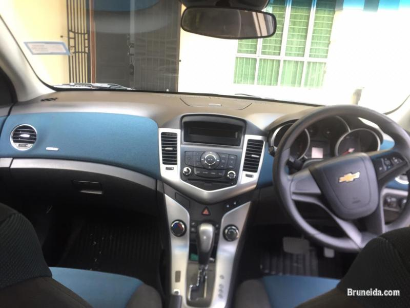 Picture of Chevrolet Cruze auto 2012 in Belait