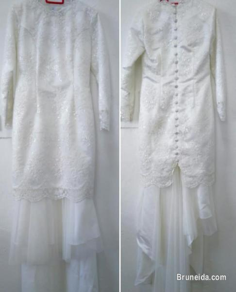 Picture of Wedding dress for sale