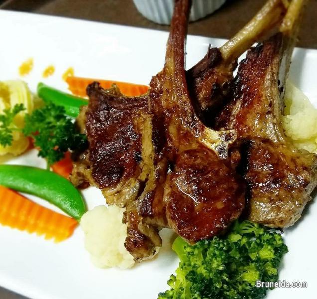 Picture of Kambing marinated puas hati