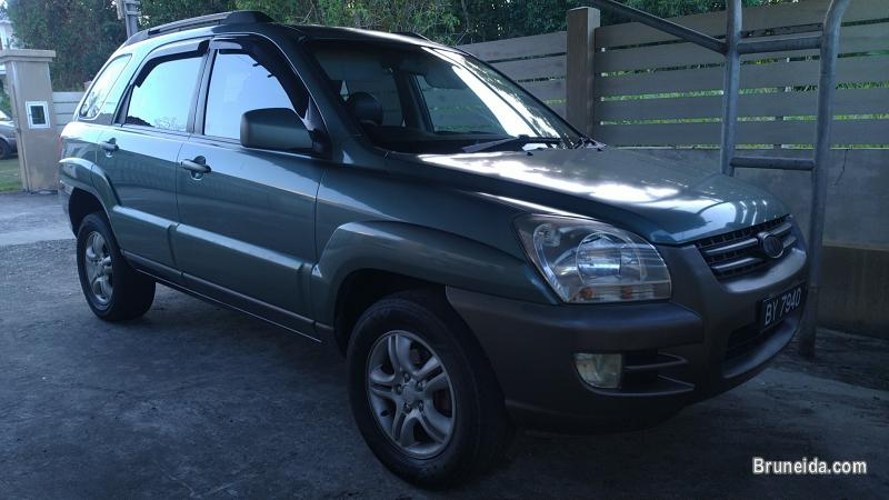 Picture of Kia Sportage Manual 2. 0 Petrol Model 2005 for Sale or Swap