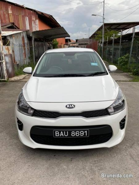 Picture of KIA RIO in Brunei
