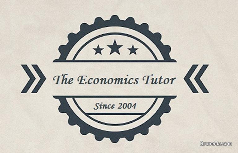 Pictures of Economics Tuition