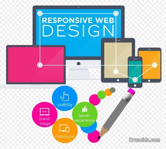 Pictures of website design servcie