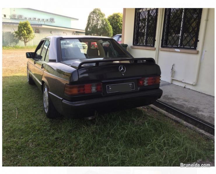 Merc 190E for sale 5k - image 2