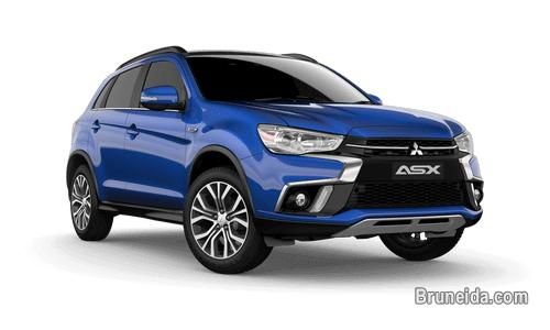 Pictures of BRAND NEW Mitsubishi ASX GLS