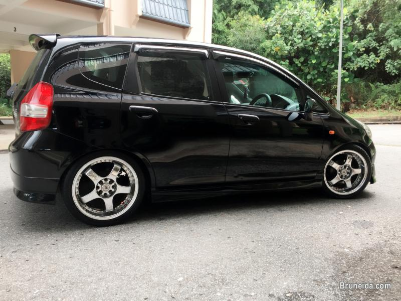 Pictures of HONDA JAZZ for swap