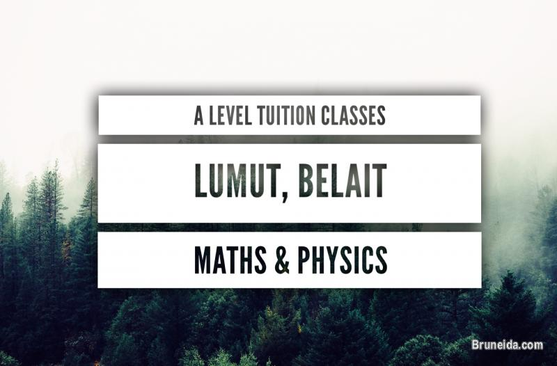 Pictures of A LEVEL TUITION IN LUMUT (PHYSICS & MATHS)