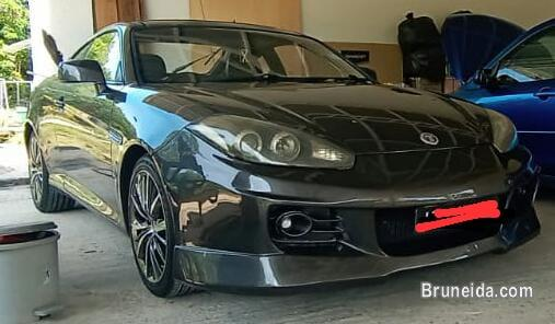 Picture of Hyundai coupe