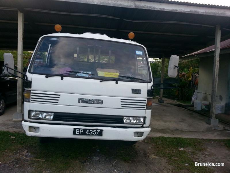 Pick up for rental in Brunei Muara