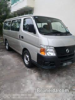 Picture of Nissan Urvan For Sale