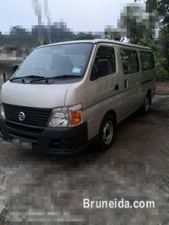 Nissan Urvan For Sale