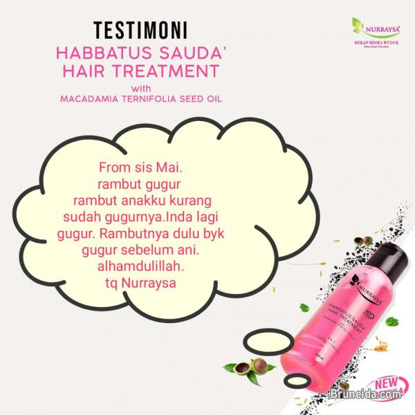 Picture of Habbatus Sauda' Hair Treatment Nurraysa