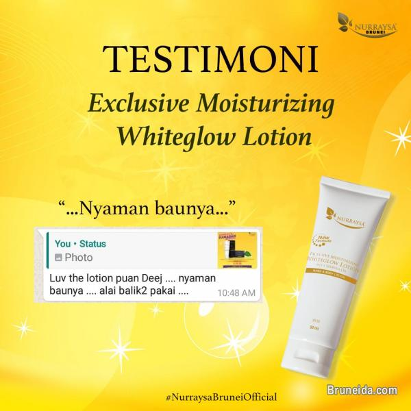 Picture of Exclusive Moisturizing Whiteglow Lotion Nurraysa