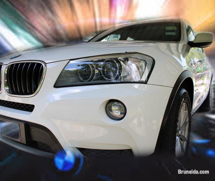 BMW XDrive2. 0 (X3) - Used Local (Auto-Patrol) in Brunei Muara - image