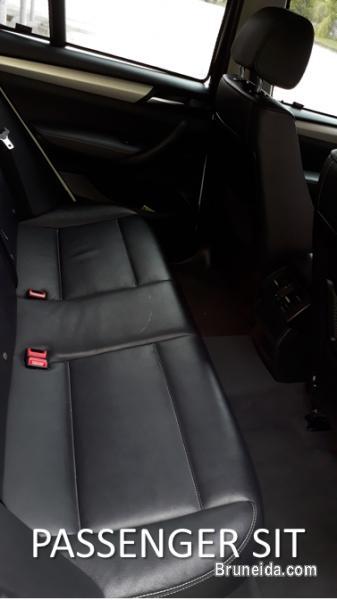 BMW XDrive2. 0 (X3) - Used Local (Auto-Patrol) in Brunei - image