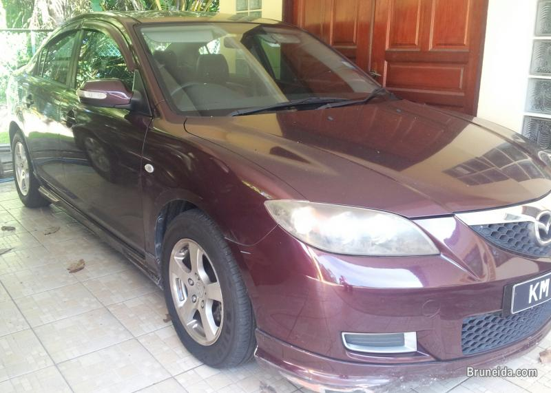 Pictures of mazda 3 for sale 5000 reg 2007