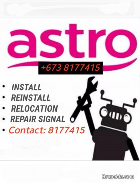 Picture of Astro installer
