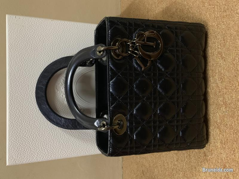 Picture of 100% Authentic Medium Lady Dior