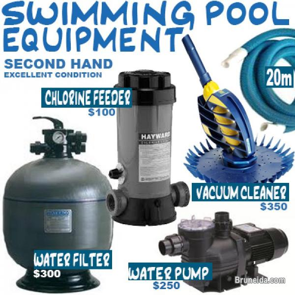 Swimming Pool Equipment | Home / Garden Stuff for sale in Brunei ...