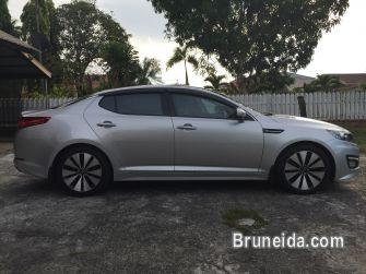 Picture of 2012 Kia Optima 2. 4L SX (High Spec)