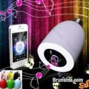 Picture of Bluetooth music bulb
