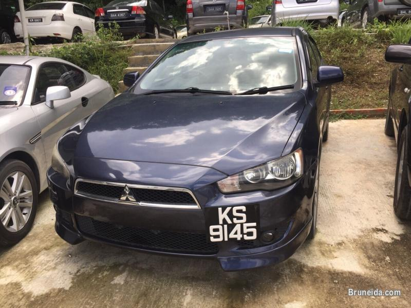 2009 mitsubishi lancer ex manual cars for sale in tutong 610. Black Bedroom Furniture Sets. Home Design Ideas