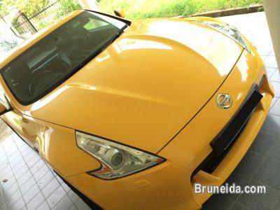 2010 Nissan 370Z yellow | Cars for sale in Brunei Muara | Bruneida