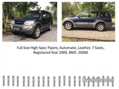 Picture of 2009 High Spec Mitsubishi Pajero Automatic Diesel