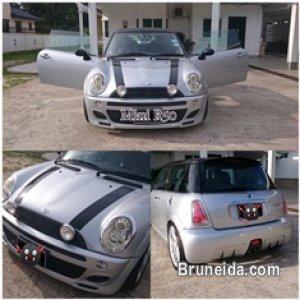 2005 mini cooper cars for sale in brunei muara 13774. Black Bedroom Furniture Sets. Home Design Ideas