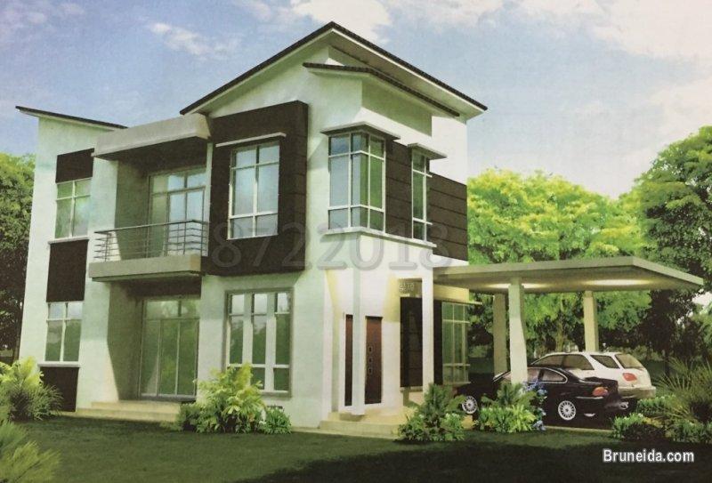 New 2 storey detach house for sale kg subok houses for for 2 storey house for sale