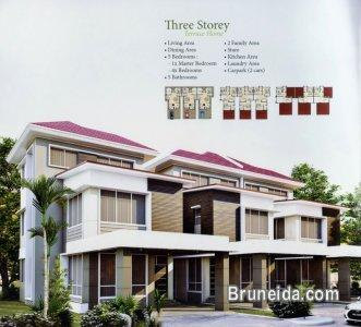 modern design 3 storey terrace house houses for sale in For3 Storey Terrace House Design