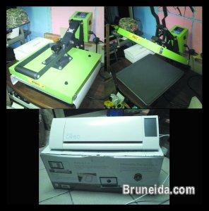 Picture Of Tshirt Printing Machine